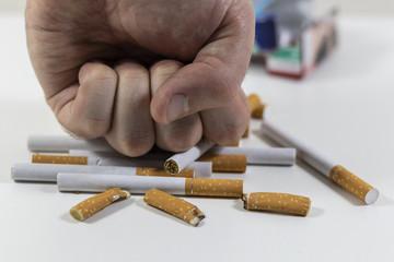 Stoppen met roken door hypnose therapie